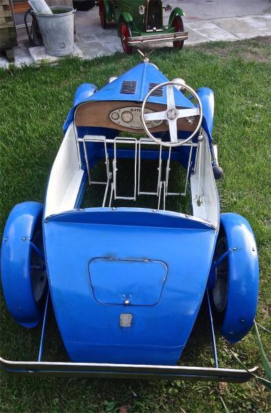 bugatti – voiture à pédales