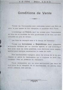 conditions vte  cata 1897