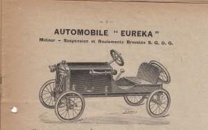 EUREKA TYPE 22